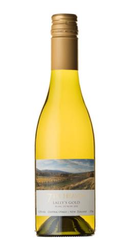7th Heaven Central Otago Wine Lally's Gold Blanc de Noir 2018 750ml